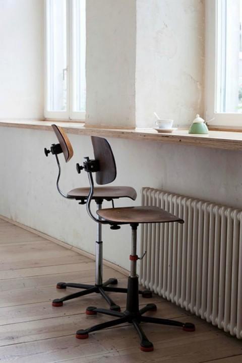 Приобретите удобные барные стулья