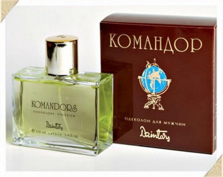 parfyum04 Яркие представители парфюмерии СССР
