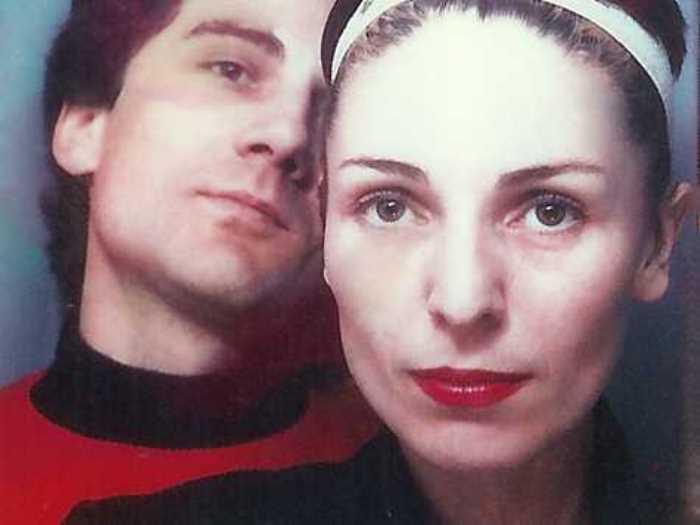 Жанна и ее муж Ник Полторанин | Фото: mk.ru