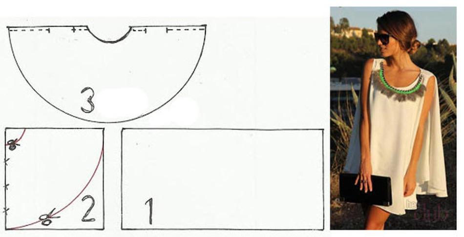 экстравагантные платье своими руками быстро фото без выкройки кирпичному дому тяжелая
