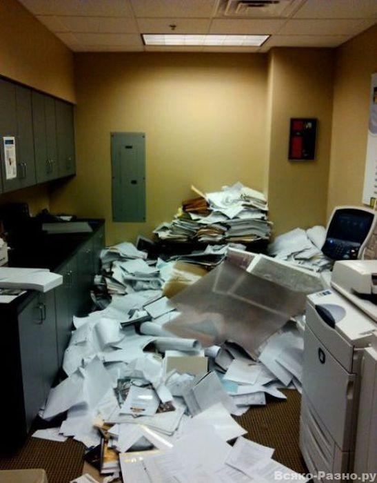 Приколы и неудачи на работе (54 фото)