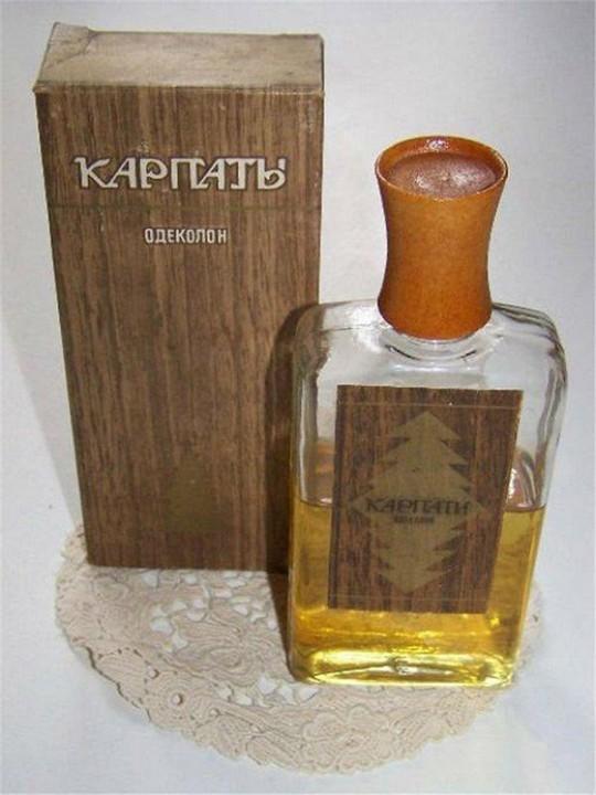 parfyum01 Яркие представители парфюмерии СССР