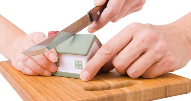 Как разделить имущество при ипотеке или кредите?