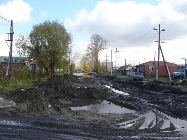 дорога, Россия, Барнаул, чиновник, реконструкция