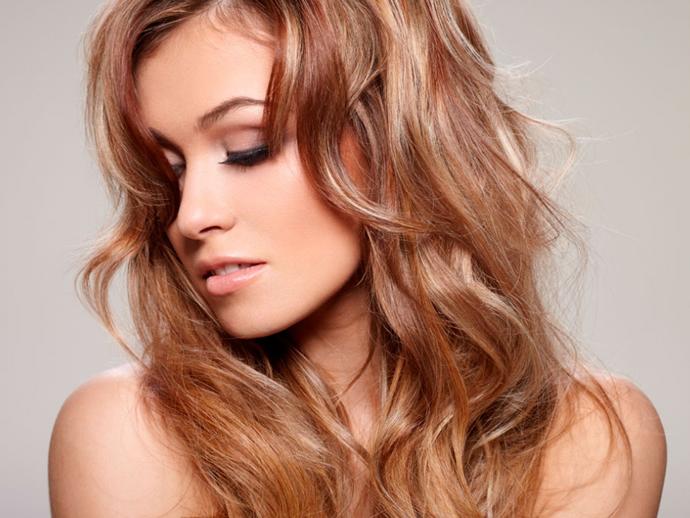 как сделать волосы блестящими и шелковистыми