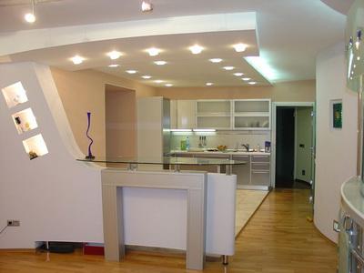 Вопрос перепланировки однокомнатной квартиры