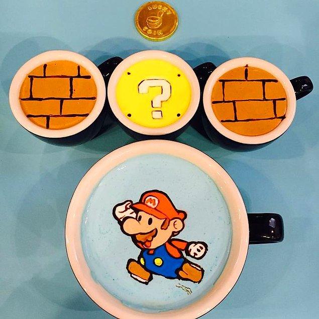 Это я - Марио!