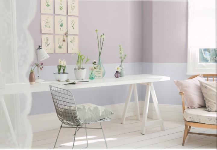 """Фото из каталога  Colour Futures - 2014, цветовой тренд - """"Тайный сад"""""""