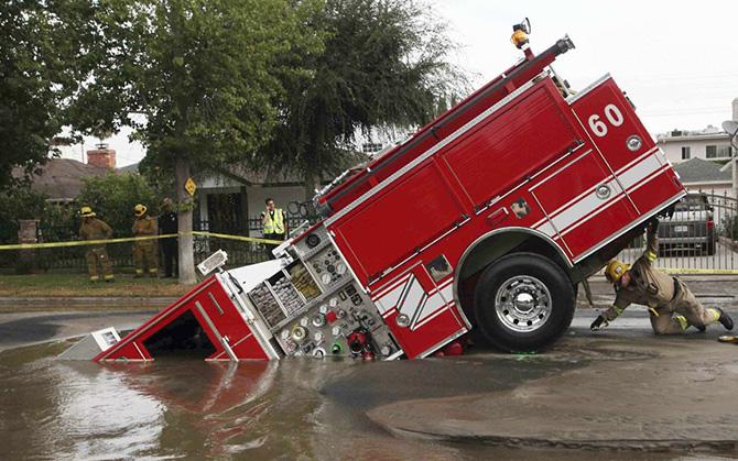 смотреть фото пожарная машина