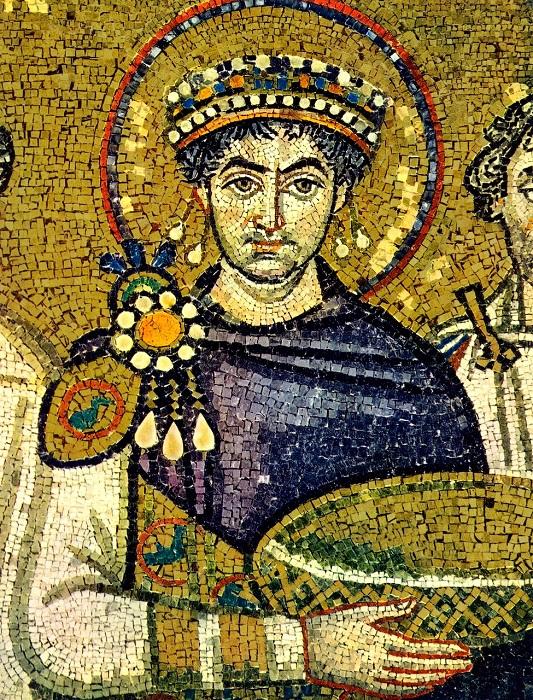 Император Юстиниан I