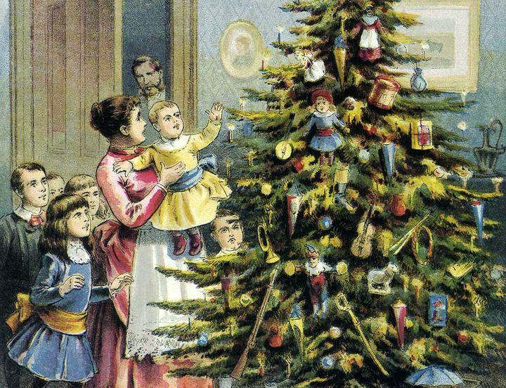 Русские новогодние игрушки: правдоподобные мифы и фантастичная реальность, фото № 5