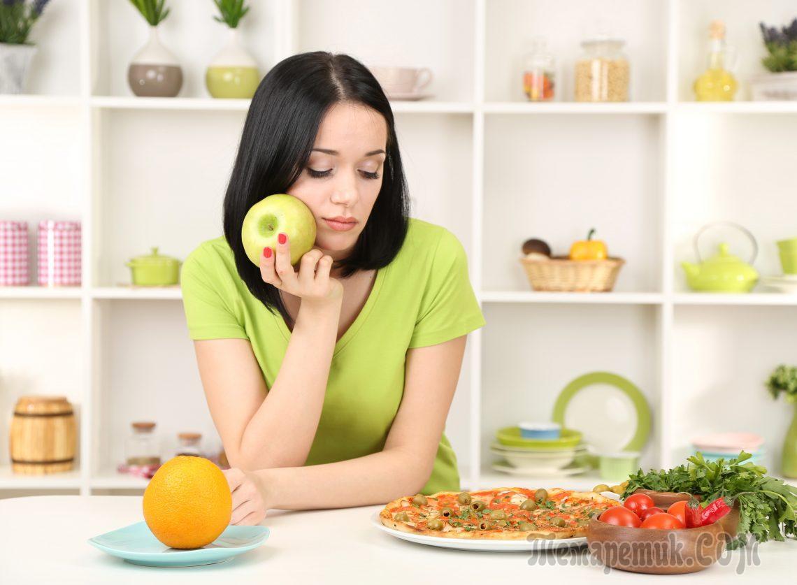 Можно ли набрать вес из за стресса