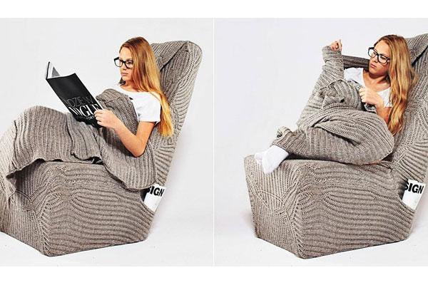 Кресло от польского дизайнера Ana Brzostek