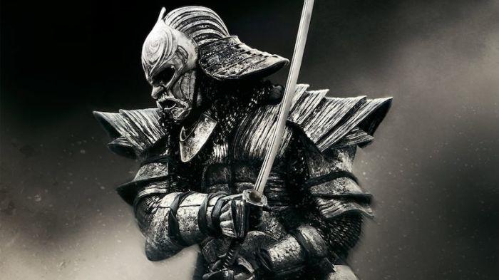 В прошлом катану могли носить только самураи.