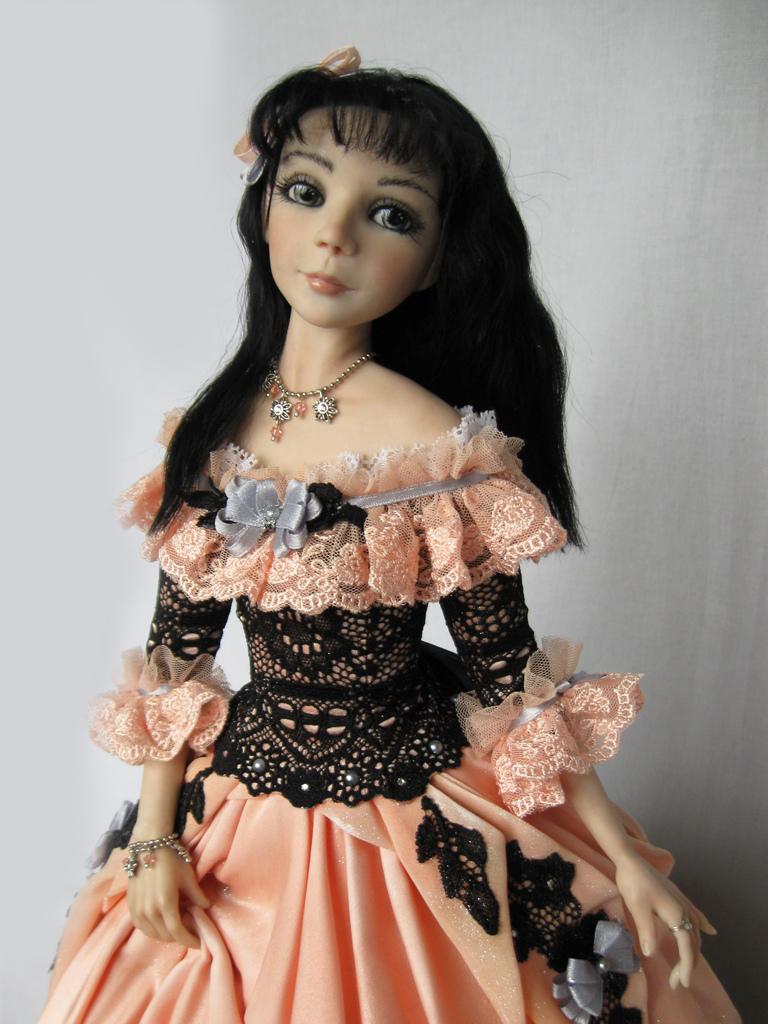 куклы из полимерной глины картинки конструкции разбирается