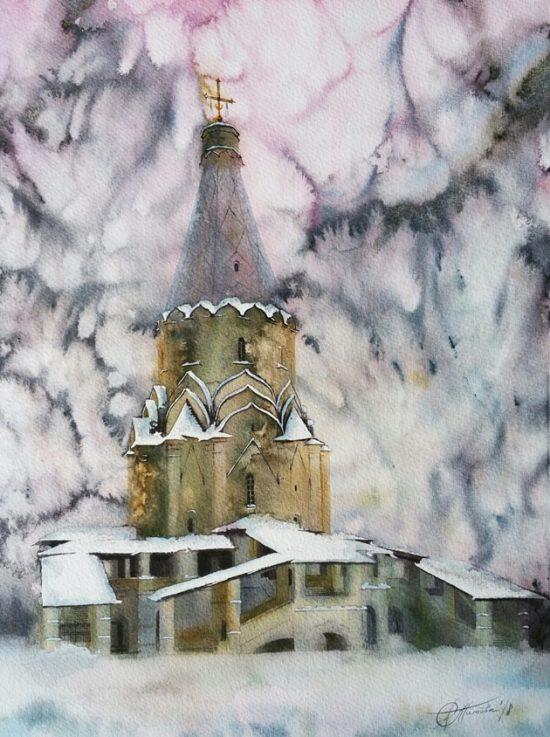 художник Любовь Титова картины - 11