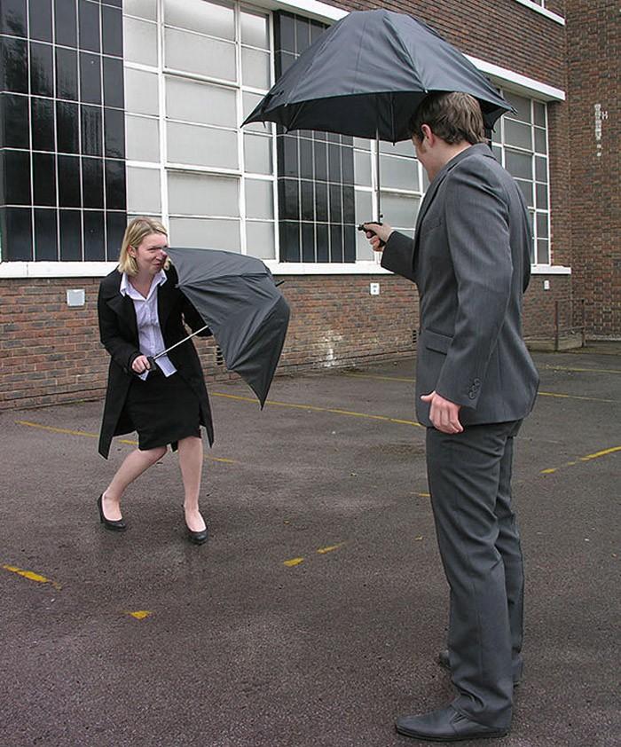 Umbrellas28 19 удивительных зонтов для осени