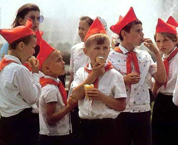 Мороженое «Каштан» можно было купить только в Москве, и то, если повезет. /Фото: image.jimcdn.com