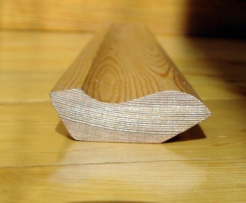 Как выбрать деревянный плинтус