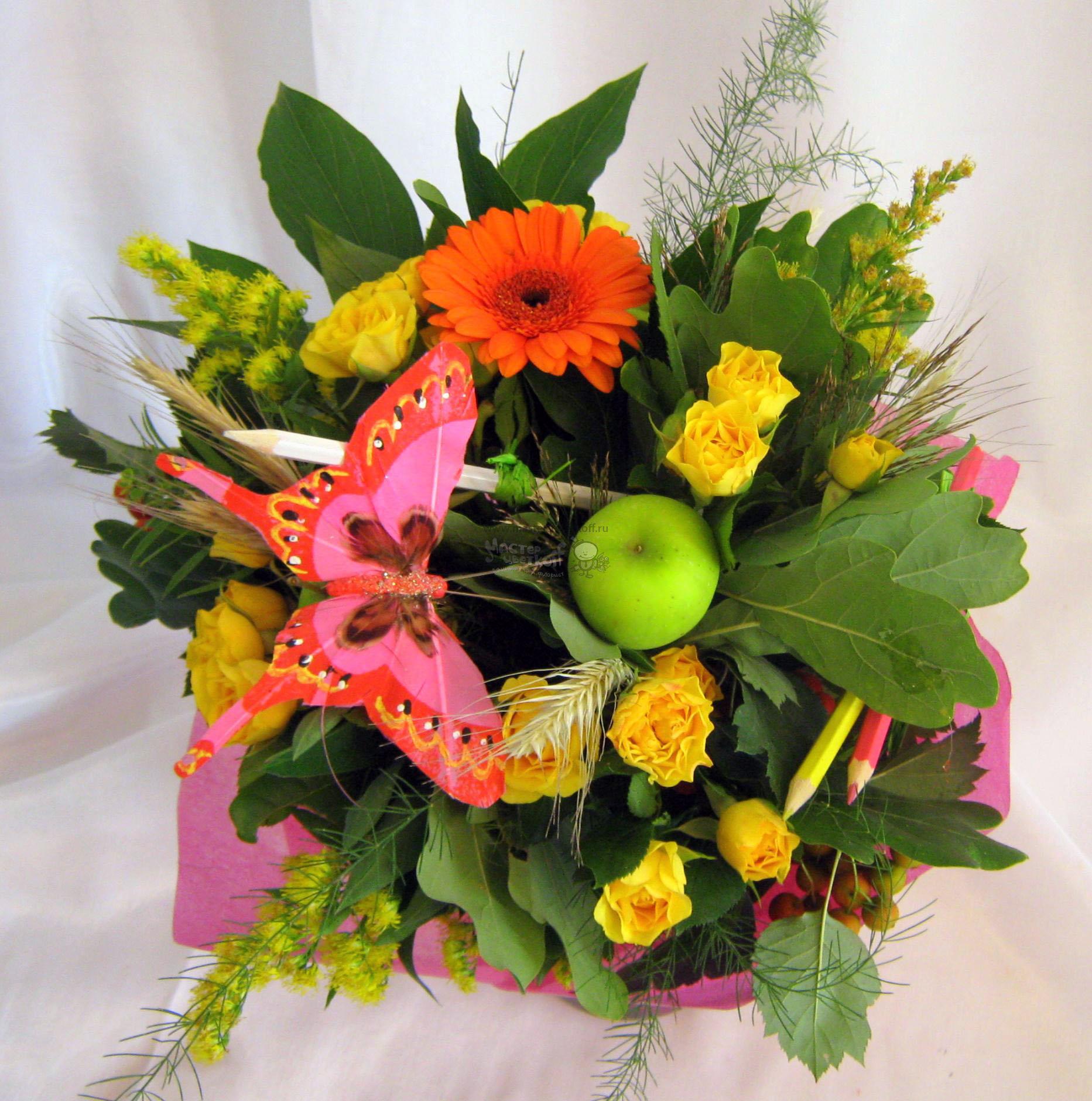Букеты и композиция фото, цветы