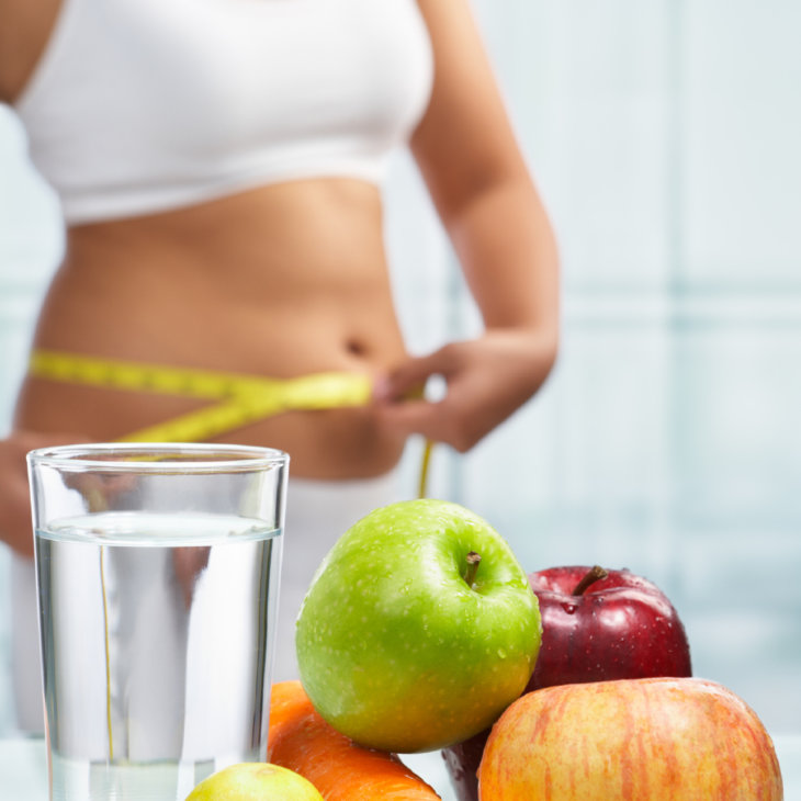 Правильное питание медленное похудение