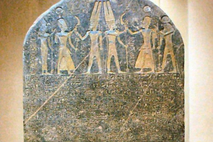Ханаан был разграблен, а Израиль опустошен.
