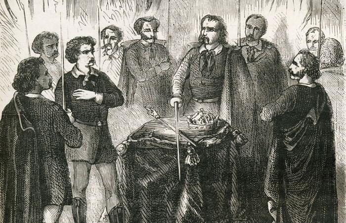Баварские иллюминаты: основание общества 1 мая 1776 года.