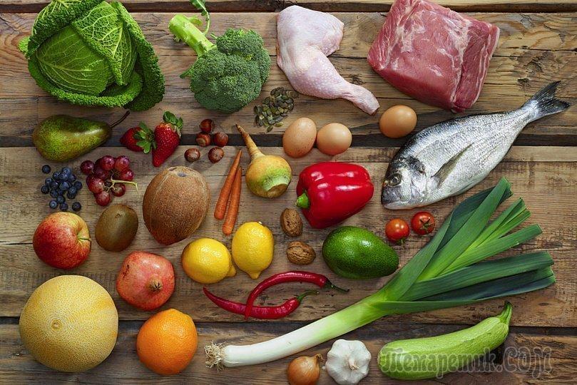 какие продукты убирают жир на ногах