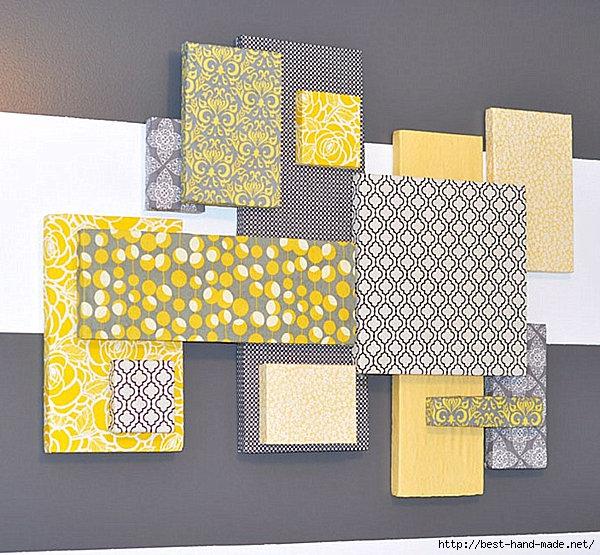 styrofoam-and-fabric-DIY-wall-art (600x555, 288Kb)