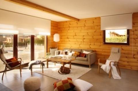 Квартира в скандинавском стиле!