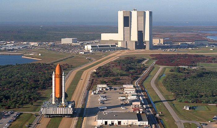 NASA: мыс Канаверал.