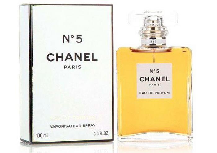Упаковка Chanel №5 не меняется уже почти 100 лет. Фото: lostlegends.ru