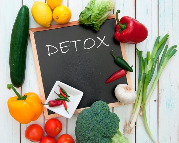 Детокс диета направлена на улучшение функции самоочищения организма.