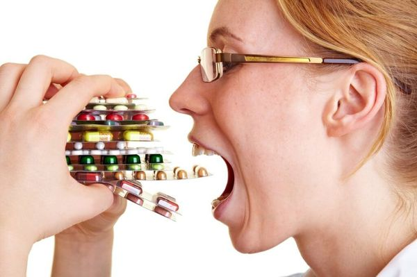 Помочь справиться с недугом помогут не только таблетки, но и диета