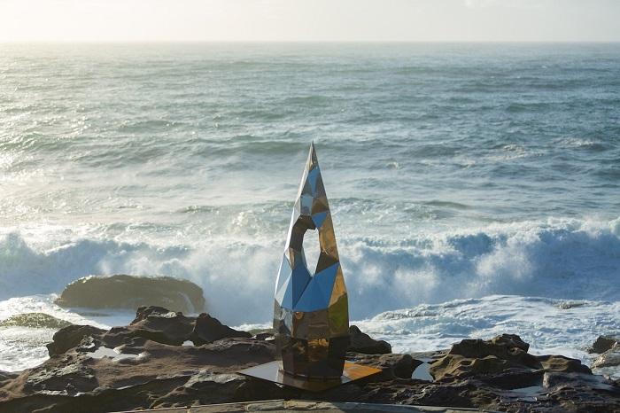 Произведение австралийского скульптора Пенелопы Форлано. Автор фотографии: