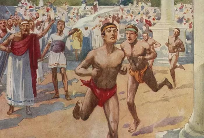 5. Олимпийские игры