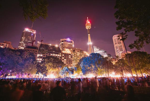 Сиднейский фестиваль 2012 года.