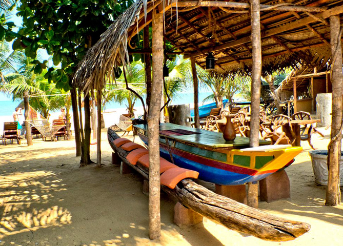 Пляжный парк Негомбо