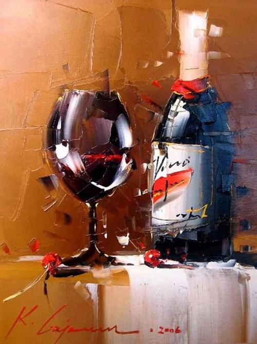 картина художник kal gajoum-24