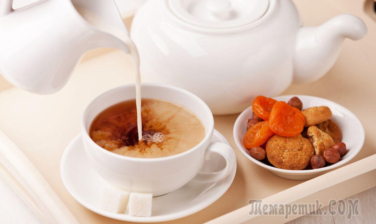 зеленый чай с молоком можно ли похудеть