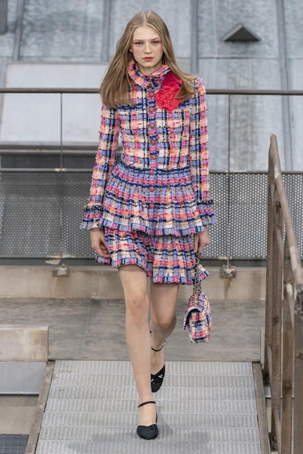 Коллекция Шанель весна-лето 2020
