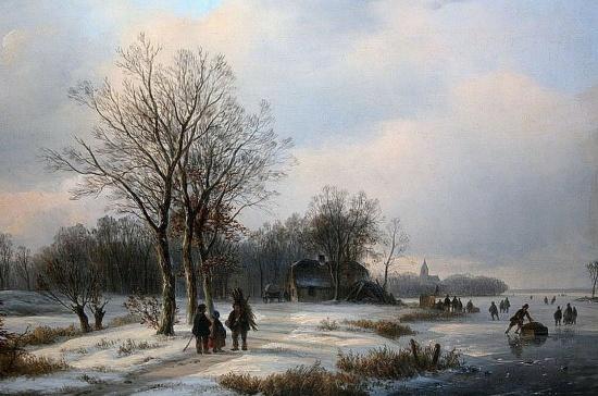 художник Лодевейк Йоханнес Клейн (Lodewijk Johannes Kleijn) картины – 11