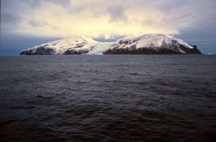 Остров Буве — самое изолированное место в мире