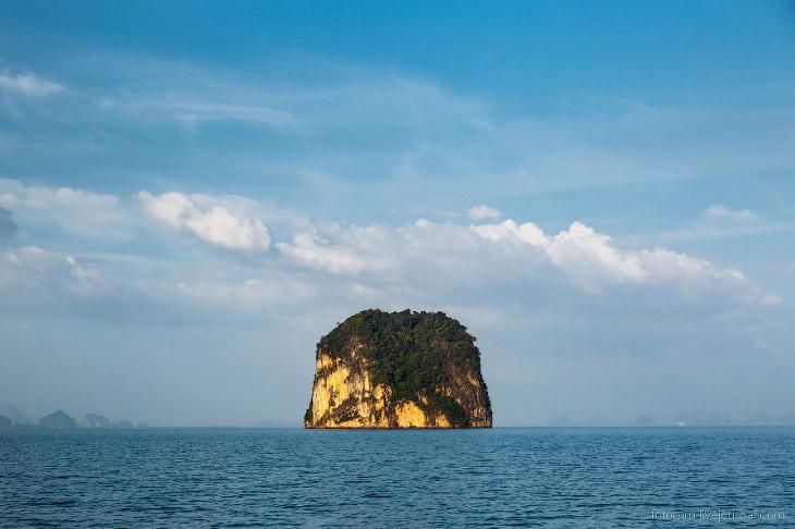 Острова Джеймса Бонда