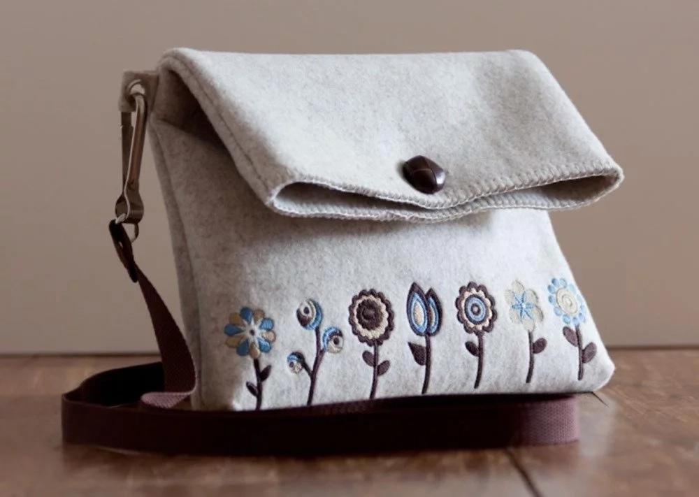 ad0587e0f40b Оригинальные сумки своими руками из ткани