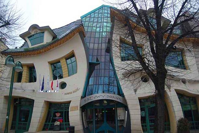Кривой домик (Сопот, Польша)