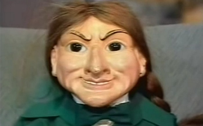 Цыганская кукла Летта.