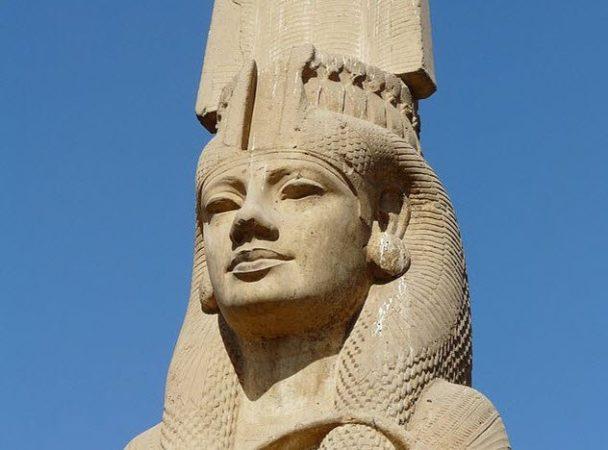 Статуя Меритамуна