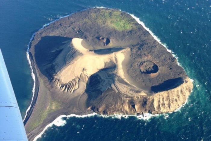 Остров Суртсей — самый юный остров на планете