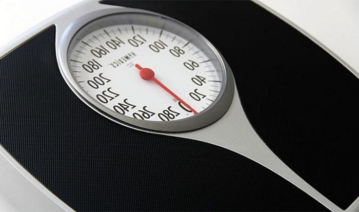 Лишний вес и тот разный.